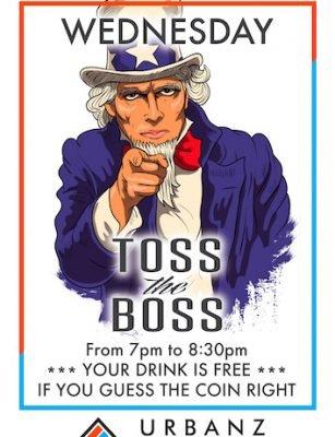 urbanz-wednesday-toss-the-boss